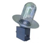 Živina svetiljka 125W E27 kosa
