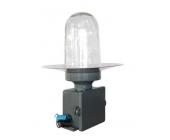 Živina svetiljka 125W E27 prava