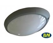 Eliptic PC E27 IP44  srebrna